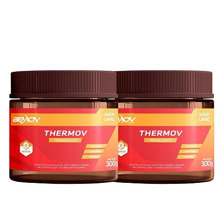Thermov Kit com 2 300g Sabor Limão
