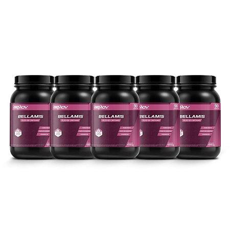 Bellamis Kit com 5 1000mg 90 Cápsulas