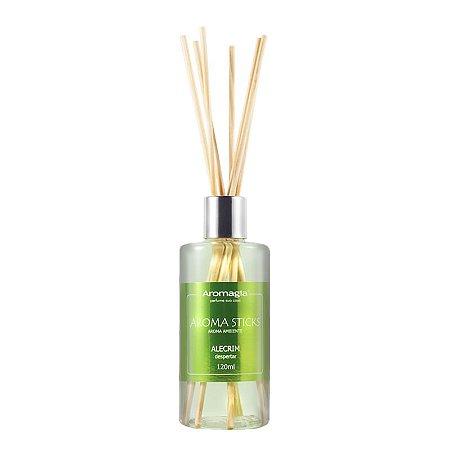 Difusor por varetas Aroma Sticks Aromagia - Alecrim 120ml