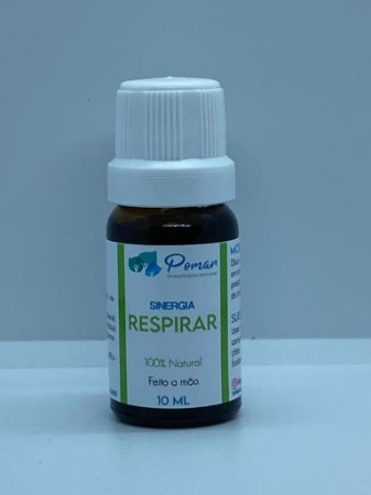 Sinergia RESPIRAR - Pomar Aromaterapia - 10ml