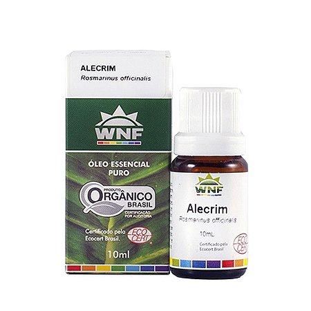 Óleo Essencial Alecrim WNF - 10ml