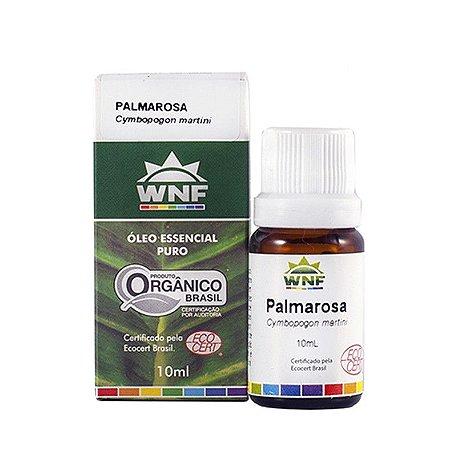 Óleo Essencial Palmarosa -  WNF - 10ml