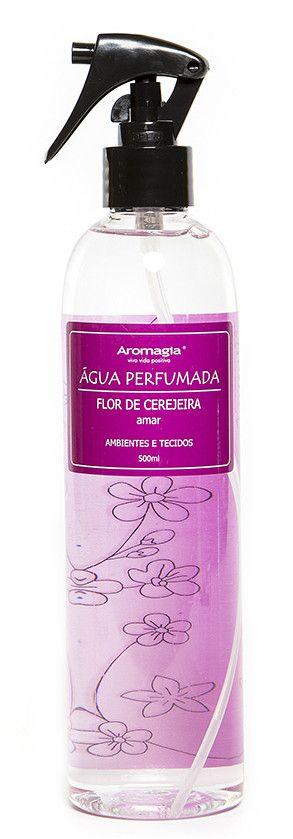 Água Perfumada Aromagia - Flor de Cerejeira 500ml