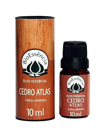 Óleo Essencial CEDRO ATLAS - BioEssencia - 10ml
