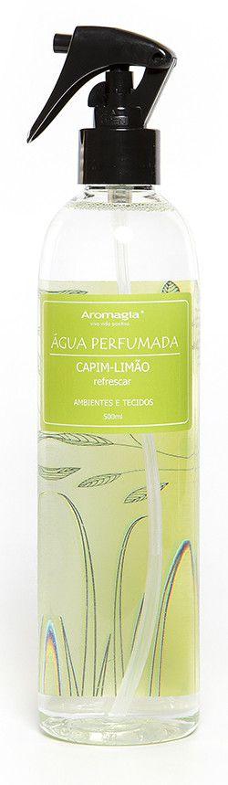 Água Perfumada Aromagia - Capim LImão 500ml