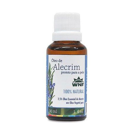 Óleo de Alecrim pronto para pele – 30ml