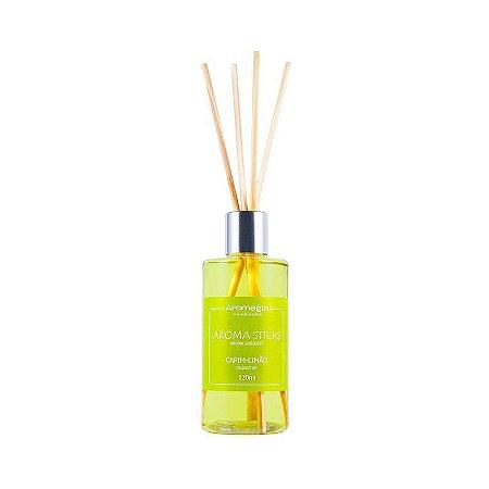 Difusor por varetas Aroma Sticks Aromagia - Capim Limão 120ml