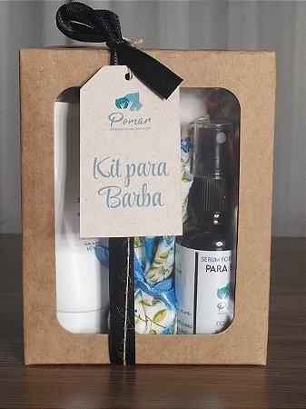 Kit para cuidados com a BARBA - Pomar