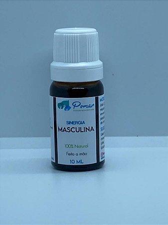 Sinergia MASCULINA - Pomar Aromaterapia - 10ml