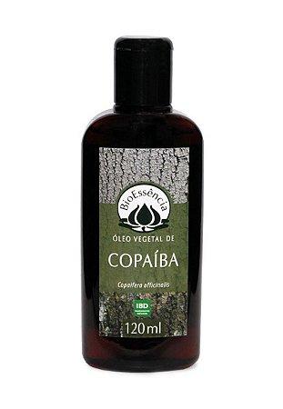 Óleo Vegetal de COPAÍBA - Bioessência - 120ml