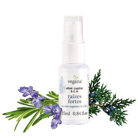 Elixir Capilar B.C.H. Raízes Fortes - Vegana WNF - 25ml
