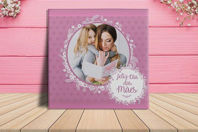 780e1512a0f42b Azulejo Personalizado Foto para presente dia das mães - dia das mães