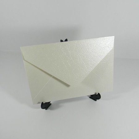 Envelope Metalizado Pérola Couro  Mod.EN3100 - 15x21,5cm