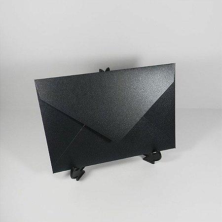 Envelope Metalizado Preto Mod.EN3100 - 15x21cm