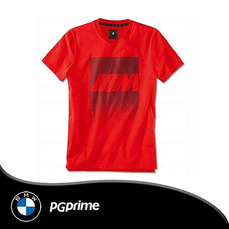 T-Shirt BMW M Masculina Tam M