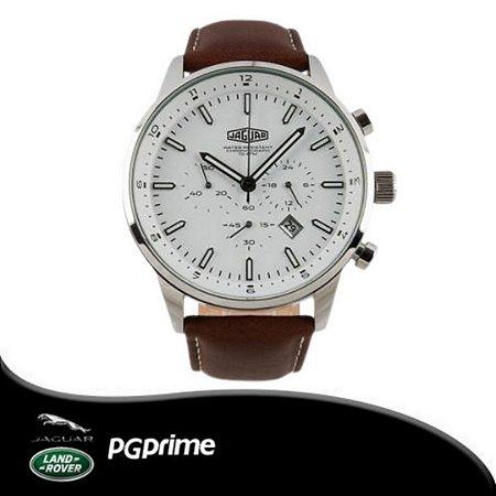 Relógio Heritage - Jaguar- Branco