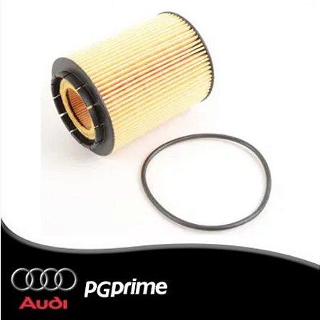 Elemento de Filtro de Óleo com Junta Audi A8, S8 e Q7