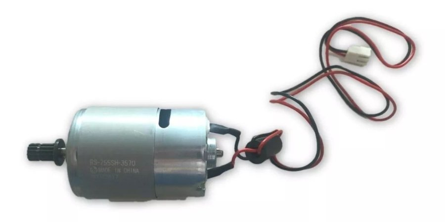 Motor Da Maquina Bordadeira Brother Pe770 Pe810L Original