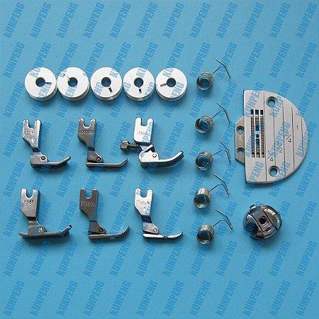 Kit De Reposição Para Máquina De Costura Reta Industrial