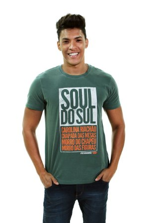 CAMISETA SOUL DO SUL