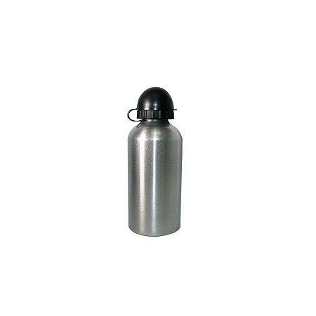 Squeeze Bolinha 500 ml Prata para Sublimação