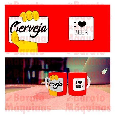 Cerveja - Arte para Canecas