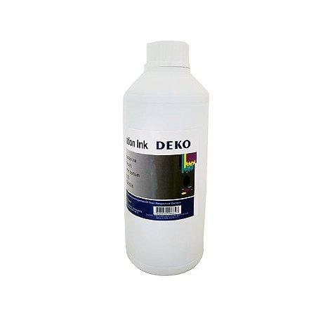 Tinta Sublimática Deko 1L