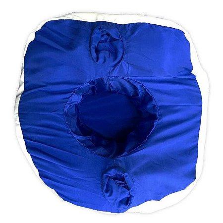 Capa de Almofada de Pipoca