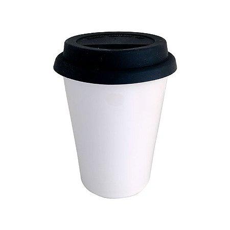 Copo de Porcelana Starbucks Branco