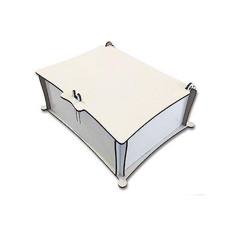 Caixa de Jóia MDF