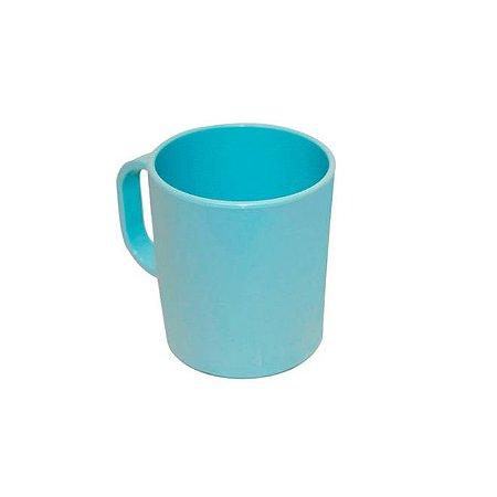 Caneca de Polímero para sublimação - Colorido premium