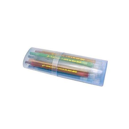 Lápis 12 Cores para Sublimação