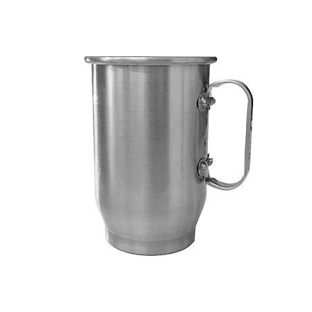 Caneca de Alumínio Chopp 600 ml para Sublimação