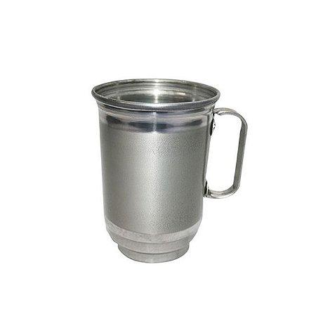 Caneca de Chopp 750 ml Alumínio