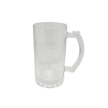 Caneca de Vidro Chopp 500 ml