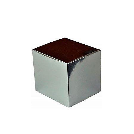 Caixa de Caneca Metalizada