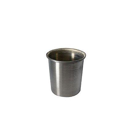 Culote Alumínio Caneca Plástica Premium