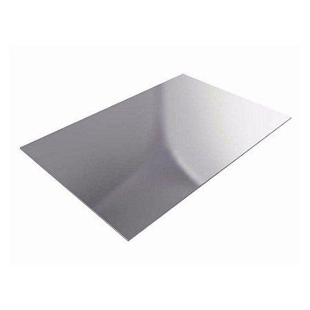 Placa de Alumínio A4 para Sublimação