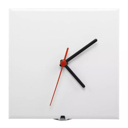 Azulejo Relógio 20x20 para sublimação