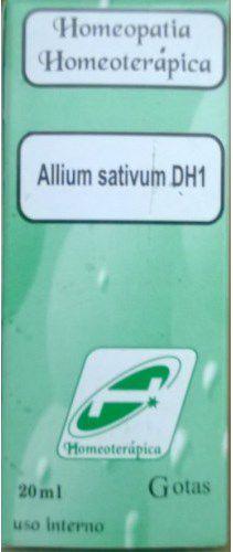 Allium sativum DH1
