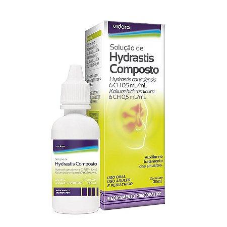 Solução de Hydrastis Composto 30 ml