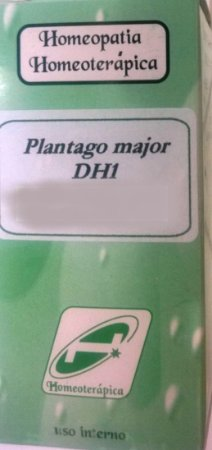 Plantago major DH1 30 gramas
