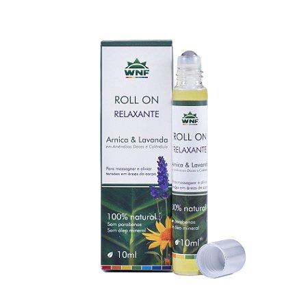 Roll-on de Massagem Relaxante WNF 10ml