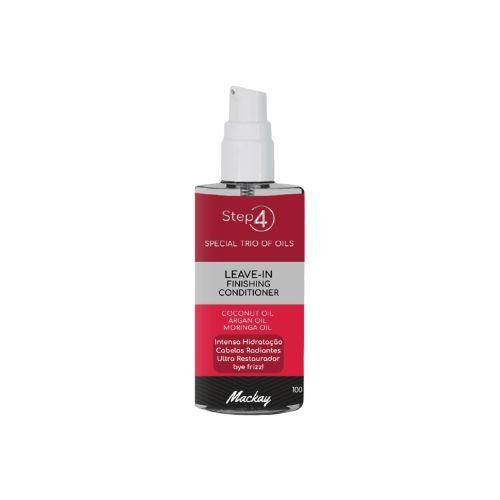 Leave-in Finishing Conditioner – Step 4 Mackay 100 ml