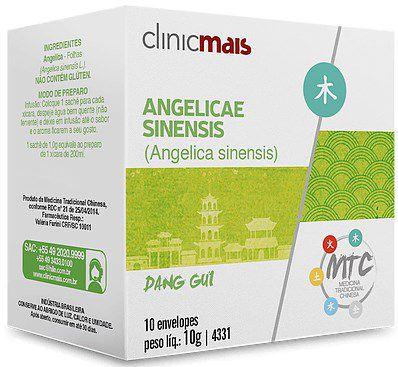 Chá Angélica sinensis 10 Sachês