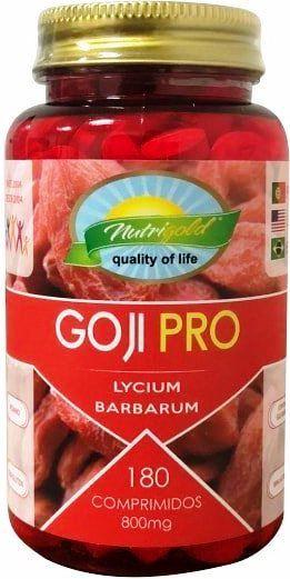 Goji Pro 800 mg 180 Comprimidos
