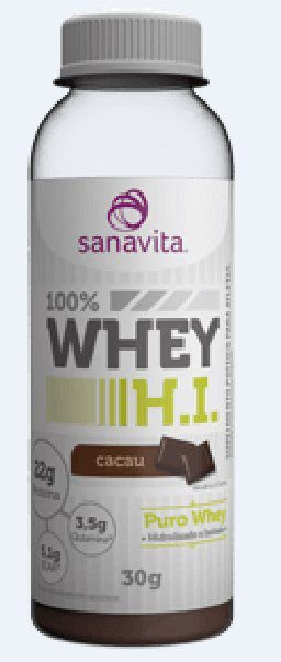 100% Whey HI Sabor Chocolate 30g
