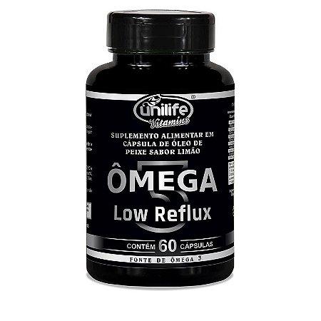 Ômega Low Reflux 1000 mg 60 Cápsulas