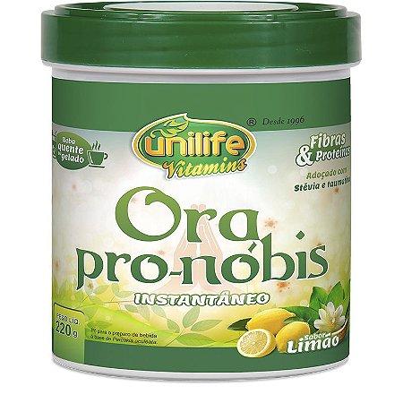 Ora Pro-Nóbis Sabor Limão 220g