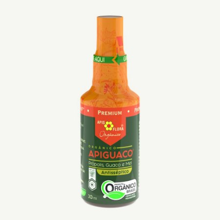 Apiguaco Orgânico Spray 30 ml